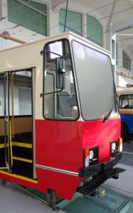 Symulator tramwaju Konstal 105Na