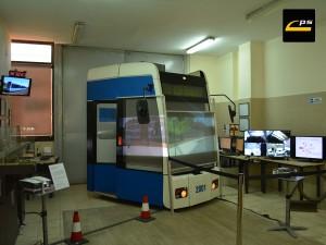 Symulator NGT6 w Instytucie Pojazdów Szynowych PK
