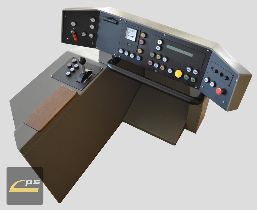 PS-TRAM - module desktop