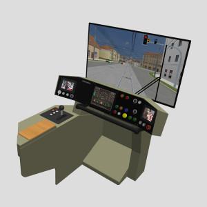 PS-TRAM konfiguracja PROFFESIONAL