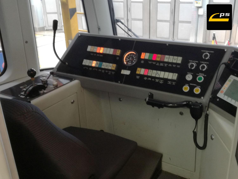 Tak będzie wyglądać kabina symulatora