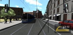 PS - symulacja jazdy w Krakowie